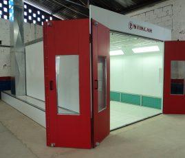 Reiscar, BH - cabine de pintura STK SL