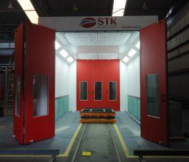 Tecnofund, MG - cabine de pintura industrial